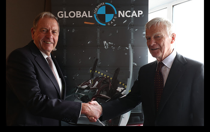Lauchlan McIntosh elected new Global NCAP Chairman
